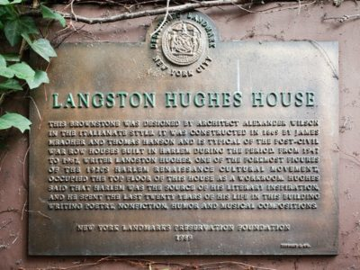langston-hughes-home-plaque